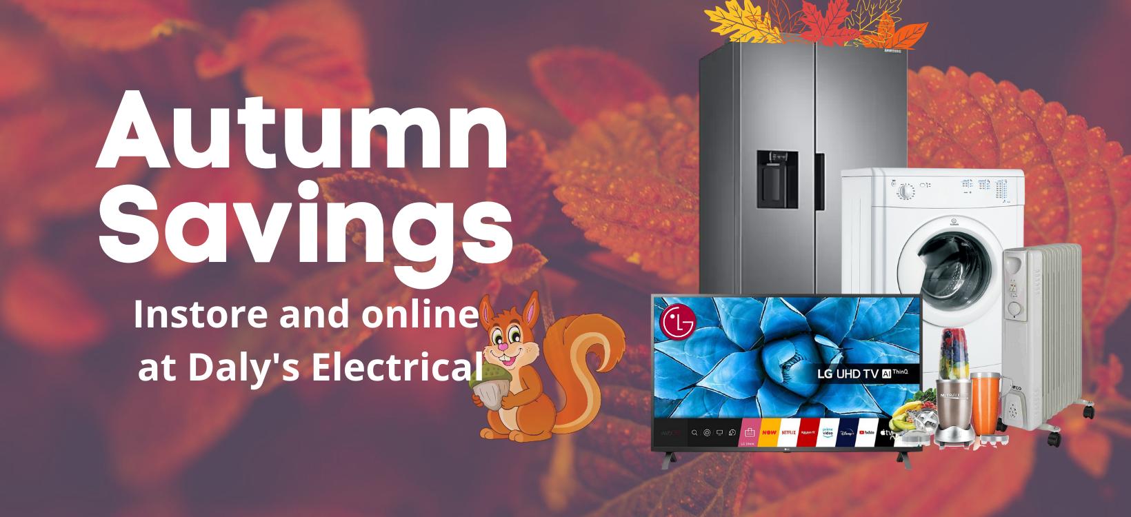 Autumn Savings (Facebook Cover) (4)